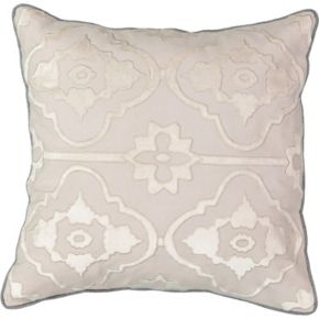 Beautyrest La Salle Applique Throw Pillow