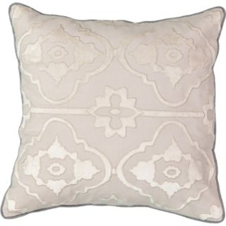 Beautyrest La Salle Applique Throw Pillow