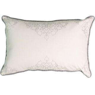 Beautyrest La Salle Foil Print Throw Pillow