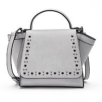 Mellow World Mia Studded Flap Mini Satchel