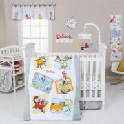 Dr. Seuss Friends 5-pc. Crib Bedding Set by Trend Lab