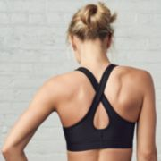 Under Armour Crossback Medium-Impact Sports Bra 1307200