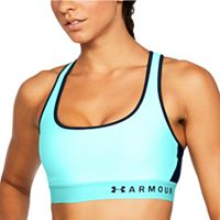 Under Armour Bras: Medium-Impact Crossback Sports Bra 1307200