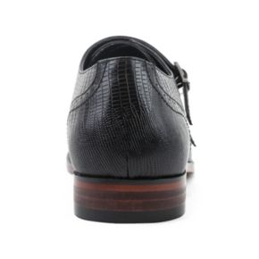 XRay Vermin Men's Monk Strap Dress Shoes