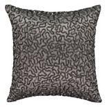 Beautyrest La Salle Sequin Throw Pillow