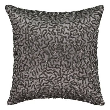 Beautyrest La Salle Sequin Throw Pillow
