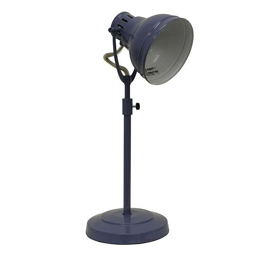Decor Therapy Metal Desk Lamp