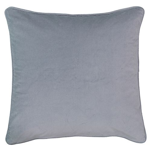 Beautyrest Avignon Faux Velvet Throw Pillow