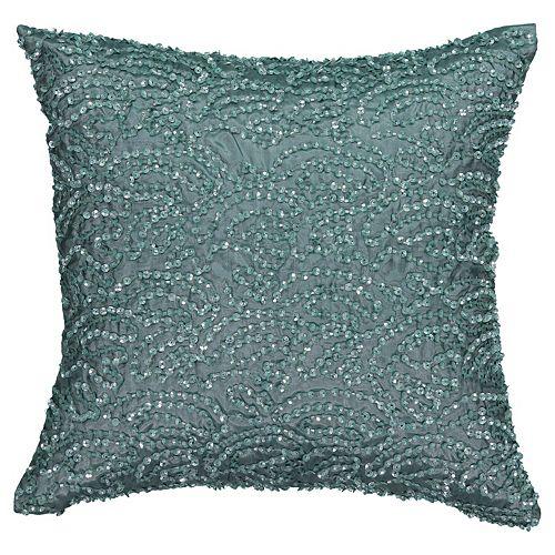 Beautyrest Avignon Sequin Throw Pillow