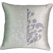 Beautyrest Chacenay Embroidered Throw Pillow