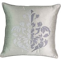 Beauty Rest Chacenay Embroidered Throw Pillow