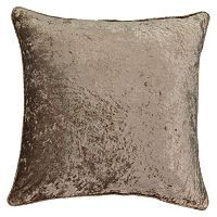 Beauty Rest Sandrine Faux Velvet Throw Pillow