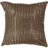 Beautyrest Sandrine Beaded Throw Pillow