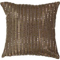 Beauty Rest Sandrine Beaded Throw Pillow