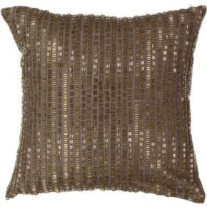 Beautyrest Sandrine Beaded Throw Pillow