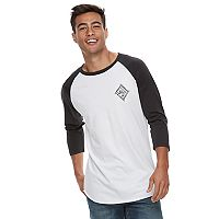 Men's Vans Great Wall Raglan Tee