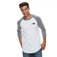 Men's Vans Bear Raglan Tee