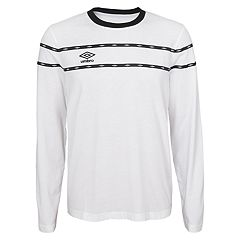 Men's Umbro Chest-Stripe Tee