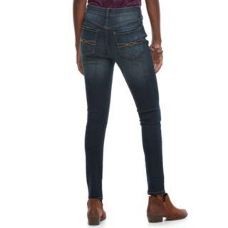 Juniors' Mudd® FLX Stretch High-Rise Jean Leggings
