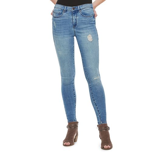 Juniors' Mudd® FLX Stretch High-Rise Jean Leggings