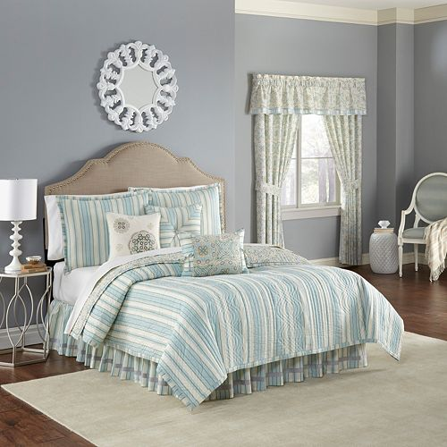 Waverly Astrid Reversible Quilt Set