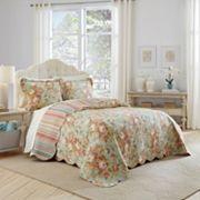 Waverly 3 pc Spring Bling Bedspread Set