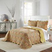 Waverly 3 pc Swept Away Bedspread Set