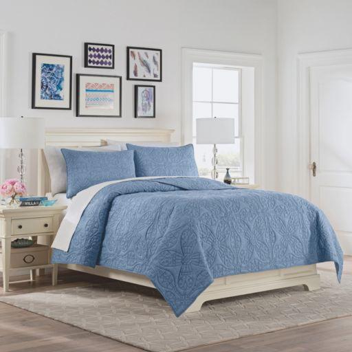 Marble Hill 3-piece Nepal Quilt Set