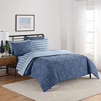 Simmons 7-piece Lyon Comforter Set