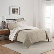Simmons 7 pc Lyon Comforter Set