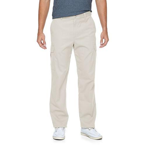 Men's Croft & Barrow® Classic-Fit Cargo Pants