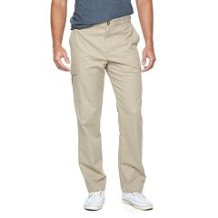 Men's Croft & Barrow® Classic-Fit Cargo Pants