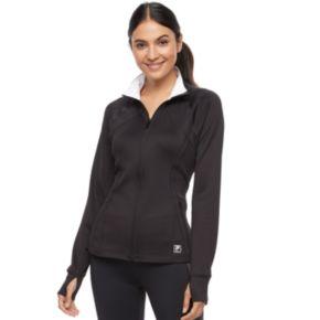 Women's FILA SPORT® Long Sleeve Zip-Up Jacket
