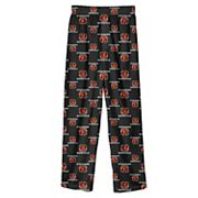 Boys 4-7 Cincinnati Bengals Team Logo Lounge Pants