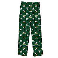 Boys 4-7 Green Bay Packers Team Logo Lounge Pants