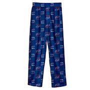 Boys 4-7 Buffalo Bills Team Logo Lounge Pants