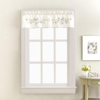 April Kitchen Window Valance