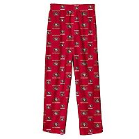 Boys 4-7 San Francisco 49ers Team Logo Lounge Pants