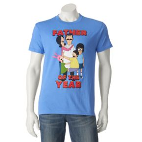 Men's Bob's Burgers Father of the Year Tee