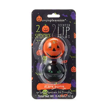 Simple Pleasures 2-pk. Halloween Lip Balm Pods
