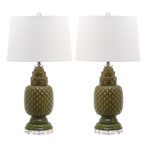 Safavieh Blakely Table Lamp 2-piece Set