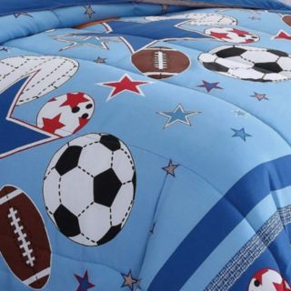 Sports and Stars Comforter Set