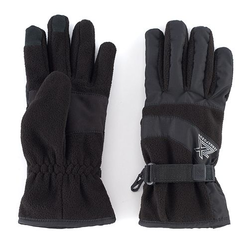 Men's ZeroXposur Clyde Fleece Touchscreen Fleece Gloves