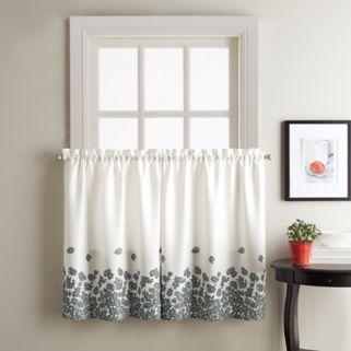 Petra Kitchen Tier Curtain Pair