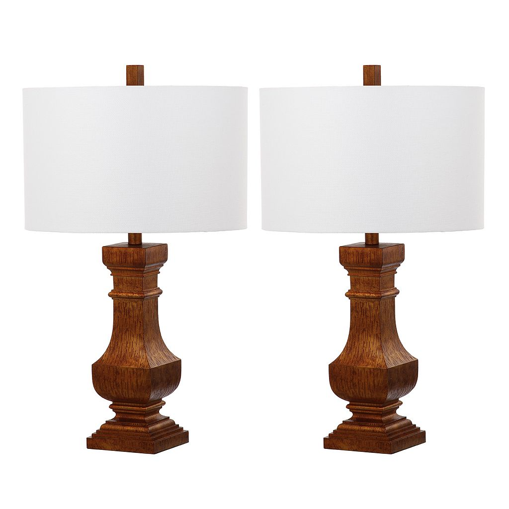 Safavieh Wagner Table Lamp 2-piece Set