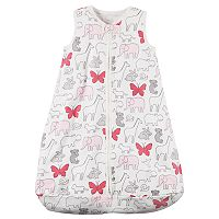 Baby Girl Carter's Animal Sleep Bag