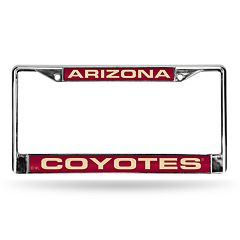 Arizona Coyotes License Plate Frame