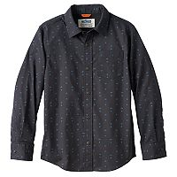 Boys 8-20 Urban Pipeline® Printed Button-Down Shirt