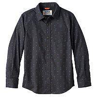 Boys 8-20 Urban Pipeline® Printed Button-Down Shirt
