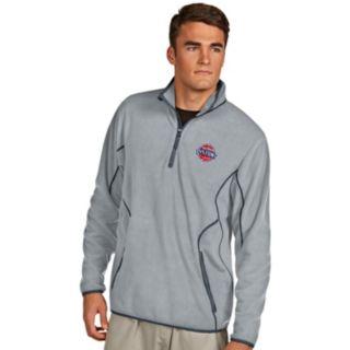 Men's Antigua Detroit Pistons Ice Pullover